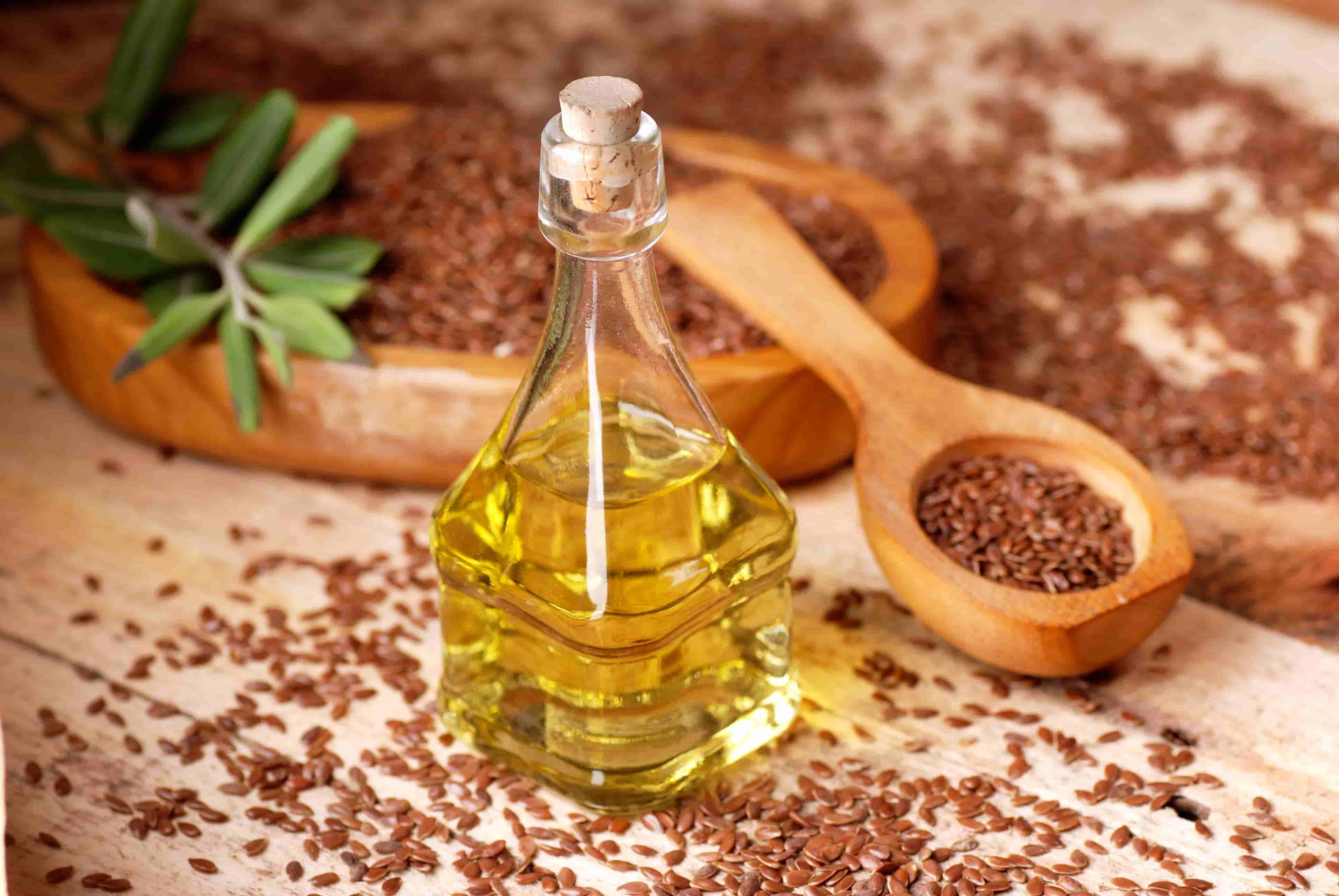 Leinöl Funktioniert Besser Als Teure Hautcremes